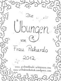 Frau Pichardos Übungen